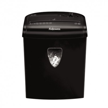 Fellowes H-8C  Cross-Cut Shredder