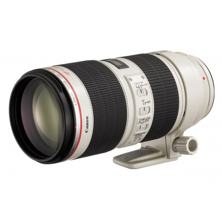 Canon EF 70-200 F/2.8 L USM IS II
