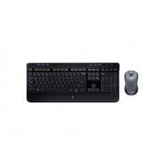 Logitech MK520 Wireless Keyboard and Mouse