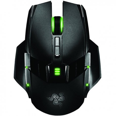 Razer Ouroboros Wired/Wireless Ambidextrous Gaming Mouse