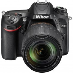 Nikon D7200 Kit 18-140 Digital Camera