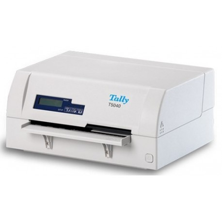 PASSBOOK PRINTER TALLY GENICOM TG 5040