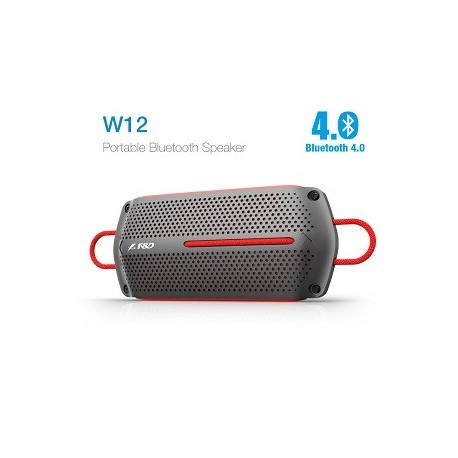 F&D W12 Waterproof Bluetooth Speaker