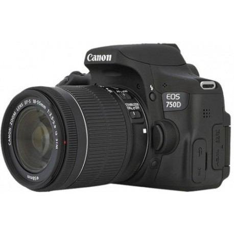 Canon EOS 750D  18-135  STM Digital Camera