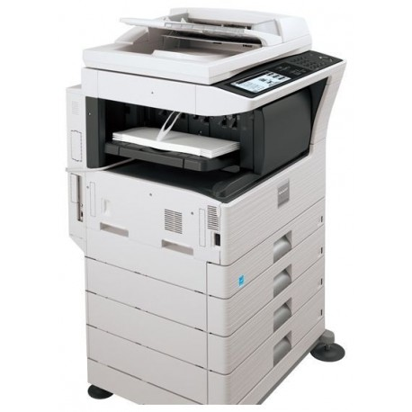 SHARP AR-5731 with ADF & Dublex 2 Cassette Copier Machine