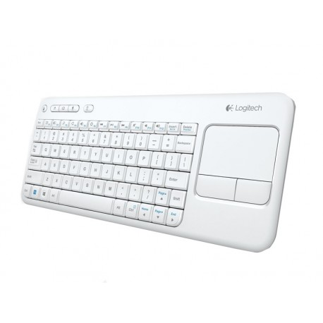 Logitech K400 Wireless Keyboard with Touchpad