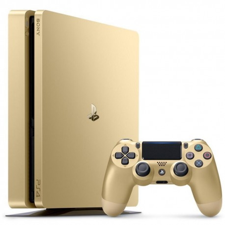 Sony Playstation 4 Slim GOLD 1TB Game Console