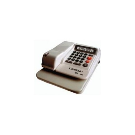 Catiga CL-458 Check Writer