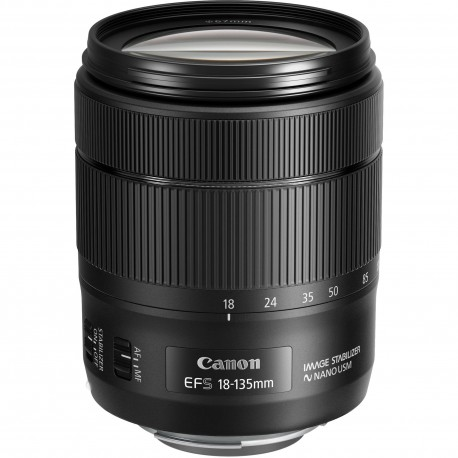 Canon 18-135mm IS USM Lens