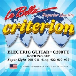 La Bella Electric Guitar String C200TT