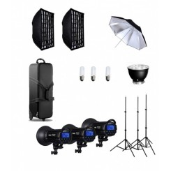 NiceFoto Kit Studio Falsh TS-300