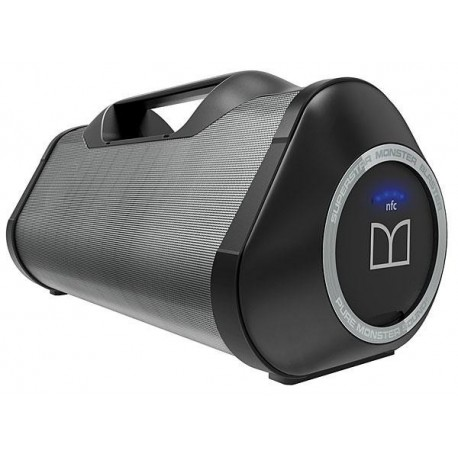 Monster Blaster Boombox Portable Bluetooth Speaker