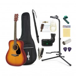 Yamaha F310P Acoustic Guitar Package