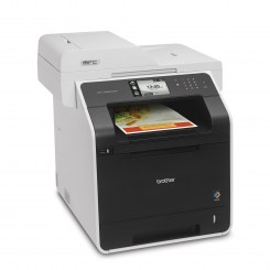 brother MFC-L8850CDW Multifunction Color Laser Printer