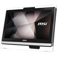 MSI Pro 20E 6M Core i3 8GB 1TB+128GB SSD 4GB Touch All-in-One PC