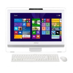 MSI Pro 20E 6M Core i7 8GB 1TB 4GB Touch All-in-One PC