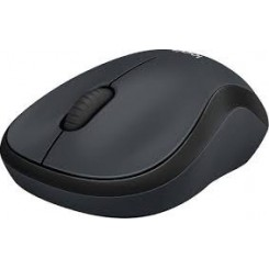 MOUSE SILENT M220 RF CHARCOAL
