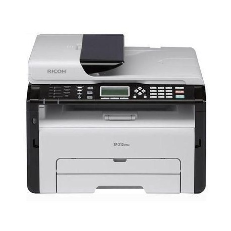 Ricoh SP 212SFNw Multifunction Laser Printer