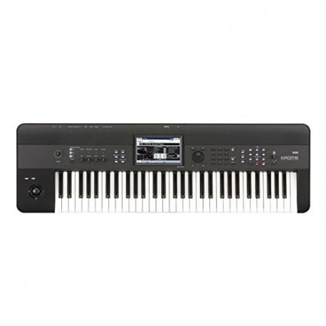 Korg KROME 61-Key  Keyboard & Synthesizer