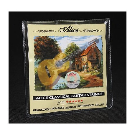 Alice A106-H Classical Guitar String