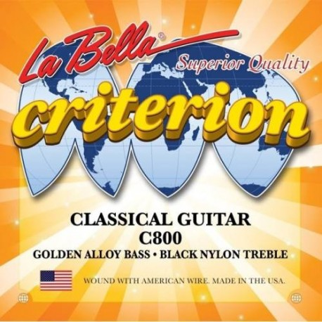 La Bella C800 Criterion Classical Guitar String