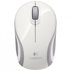 Logitech M187 Wireless Mouse White