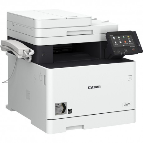 Canon i-SENSYS MF734Cdw Multifunction Color Laser Printer