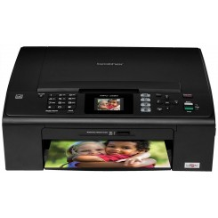 Brother MFC-J220 Multifunction Inkjet Printer