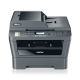 Brother MFC-7860DW Multifunction Laser Printer