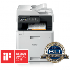 brother MFC-L8690CDW Wireless Colour Laser Printer