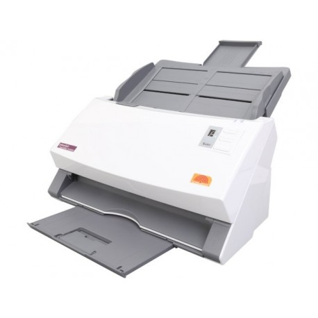 Plustek PS4080U Document Scanner