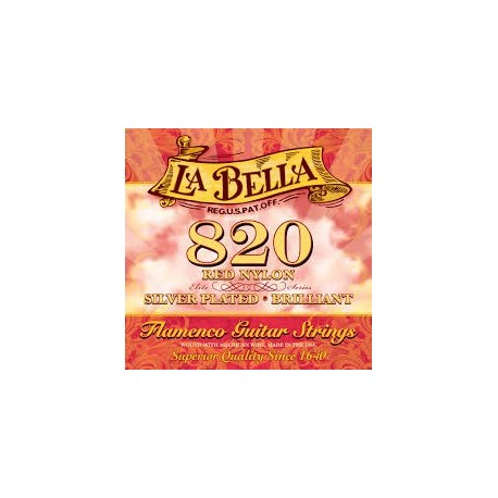 La Bella 820 Flamenco Guitar String