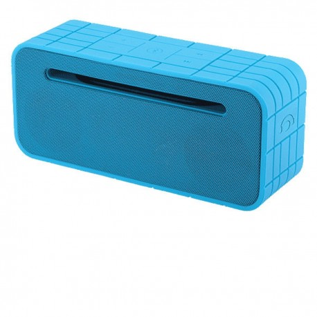 Easimate ESP-200 Blue Portable Bluetooth Speaker