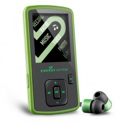 Energy Sistem Energy MP4 Slim 3 Nature Green 8GB