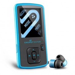 Energy Sistem Energy MP4 Slim 3 Electric Blue 8GB