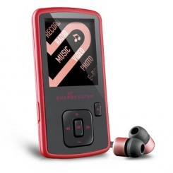 Energy-Sistem-Energy-MP4-Slim 3 -Ruby-Red-8GB-Dodoak
