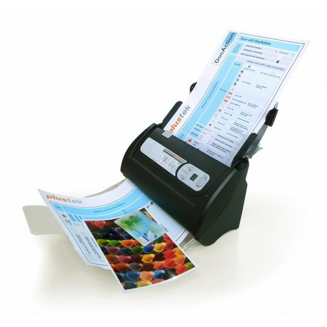 Plustek PS286 Plus Scanner