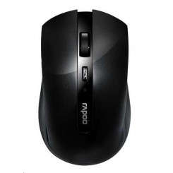 Rapoo 7200P Wireless Optical Mouse Black Dodak