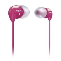 هدفون Philips SHE 3590 Pink