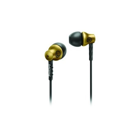 هدفون Philips SHE 8100 Gold