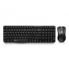Rapoo X1800 Wireless Optical Mouse and Keyboard