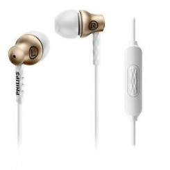 هدفون Philips SHE 8105 Gold
