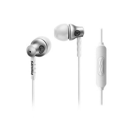 هدفون Philips SHE 8105 Silver