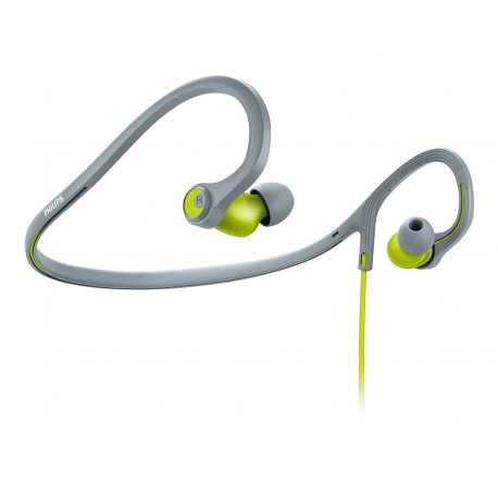 هدفون Philips SHQ 4300 Lime