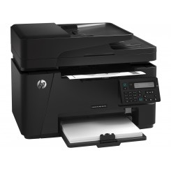 HP LaserJet Pro MFP M127fn Printer
