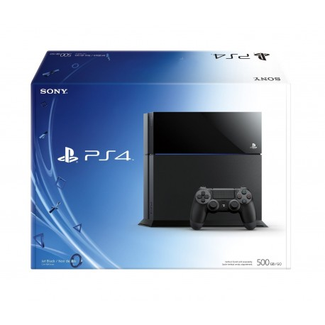 Sony PlayStation 4 -Region 2-500 GB Game Console