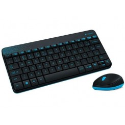 Logitech MK240 Wireless Keyboard and Mouse