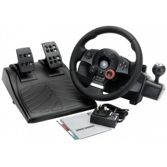 Logitech Driving Force GT PS3/PC Racing Wheel