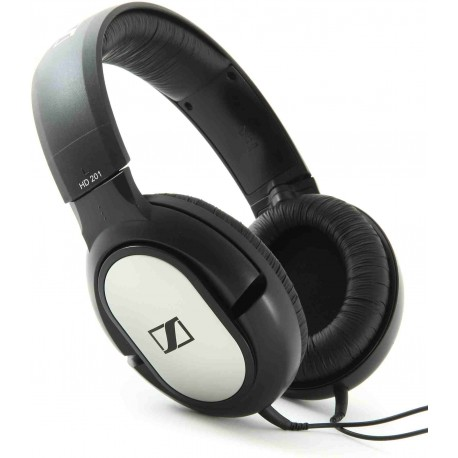 Sennheiser HD 201 Over-Ear Headphone