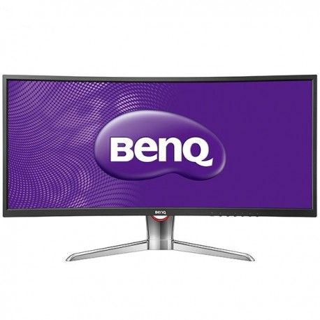BenQ XR3501 Ultra-Wide Curved Gaming